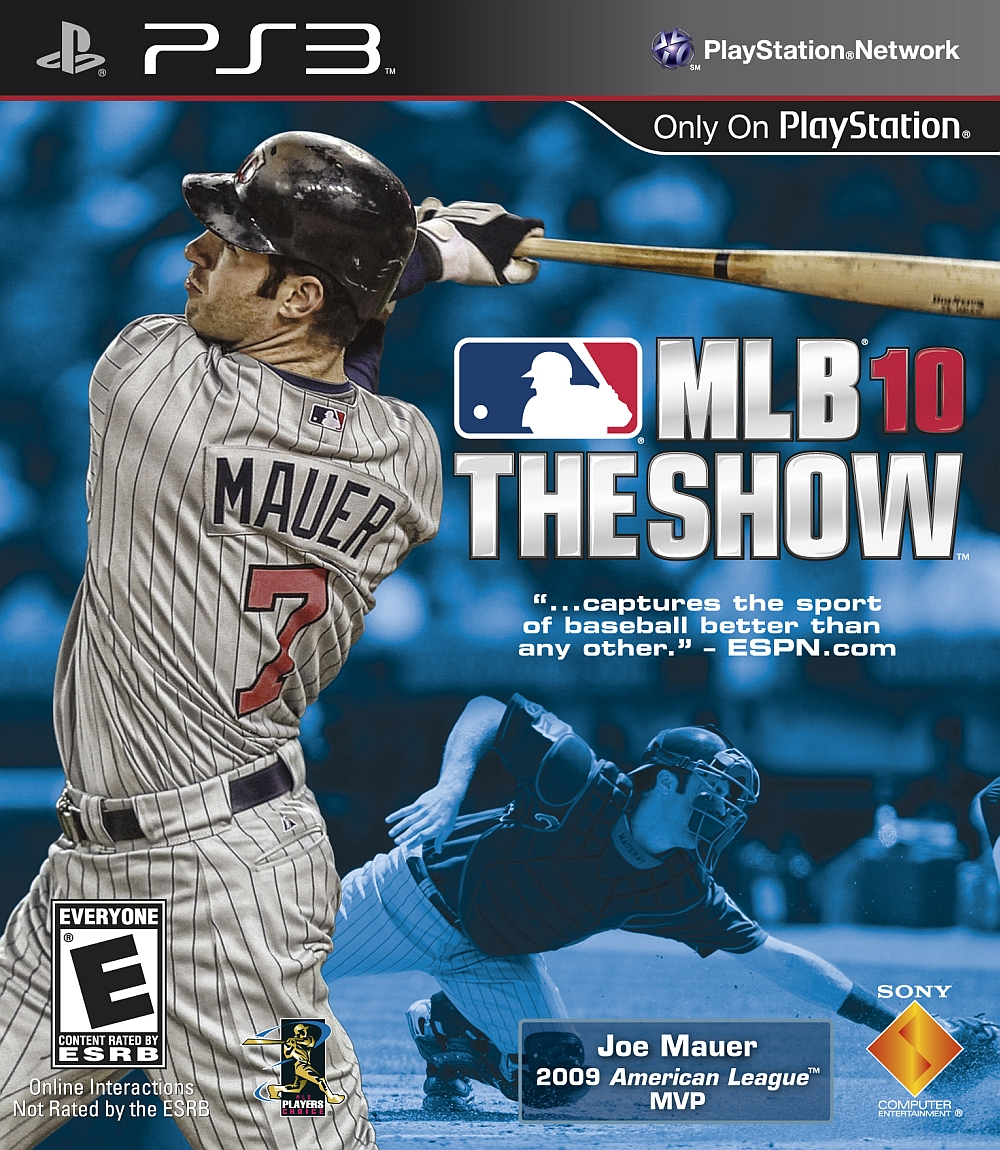 MLB 10 THE SHOW USED