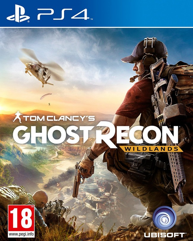 GHOSTRECON for playstation4