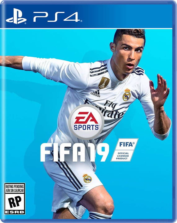 FIFA 19 Arabic Commentary (PS4)