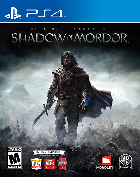 SHADOW OF MORDOR USED