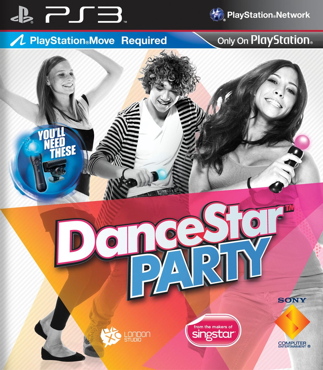 DANCE STAR PARTY USED
