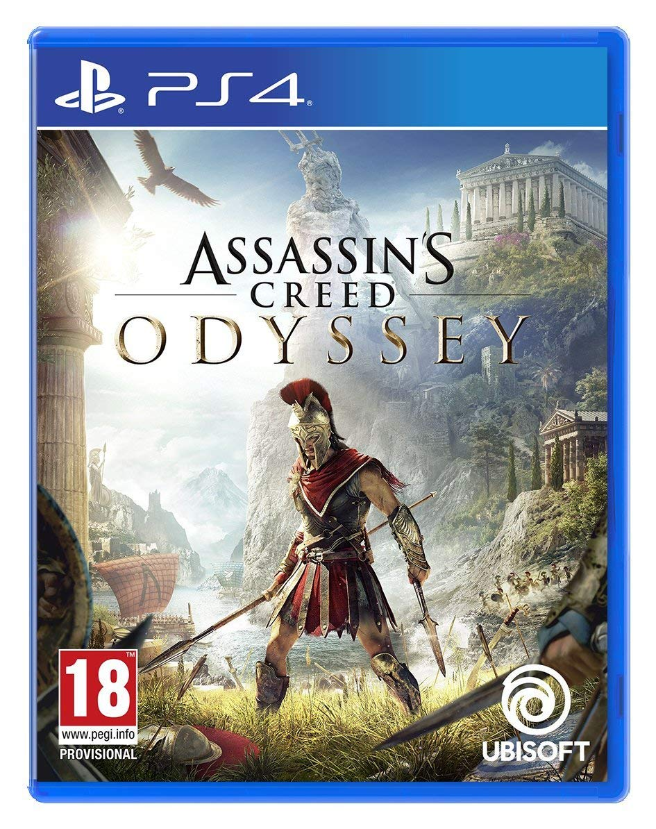 PS4 Assassin's Creed® Odyssey