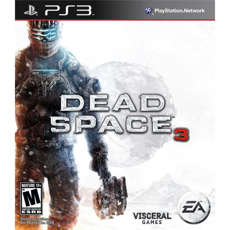 DEAD SPACE3 PS3 -USED