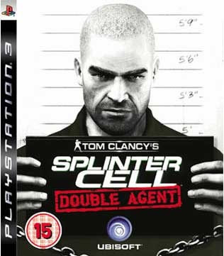 Tom Clancys Splinter Cell Double Agent PS3-USED