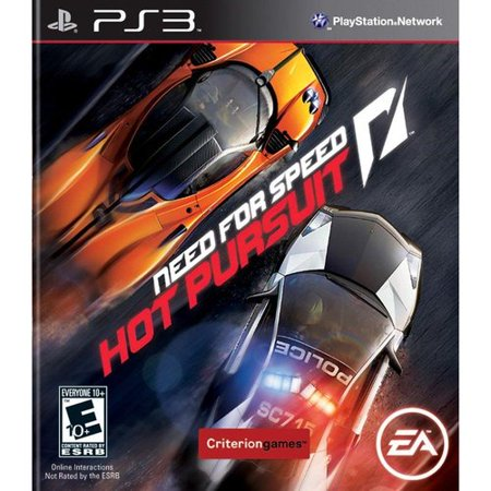 Need For Speed Hot Pursuit Ps3 -USED