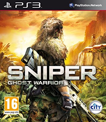 SNIPER GHOST WARRIOR USED