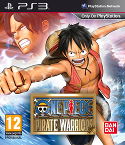 ONE PIECE : PIRATE WARRIORS 2 USED