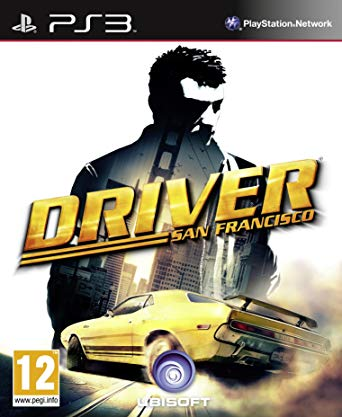 DERIVER SAN FRANCISCO PS3 -USED