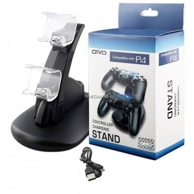 QTVO controller charging stand