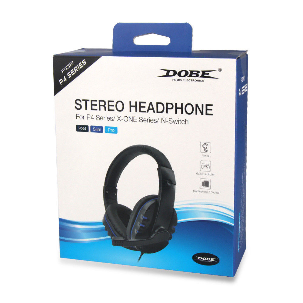 Dobe Headset  For PlayStation 4