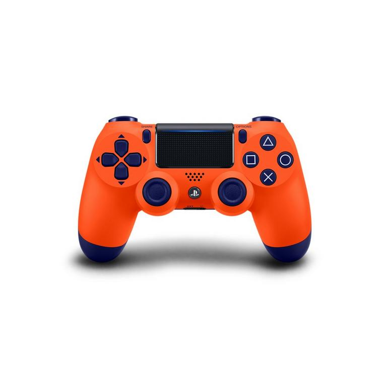 DualShock 4 Wireless Controller for PlayStation 4 -First High Copy  (Orange)