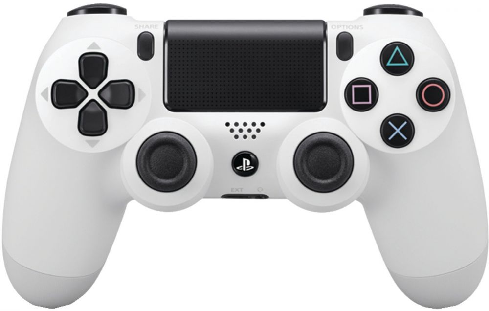 Palystation4 dual shock wireless controller-white